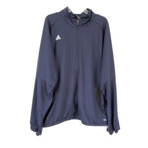 Nike Mens Soccer Navy Training Full Zip Jacket